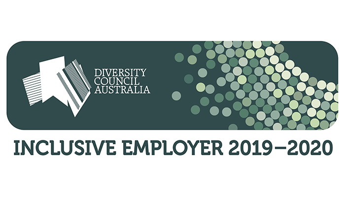 Sparke Helmore proud to be named an Inclusive Employer by the Diversity Council Australia