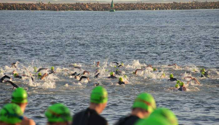 Sparke Helmore Newcastle City Triathlon